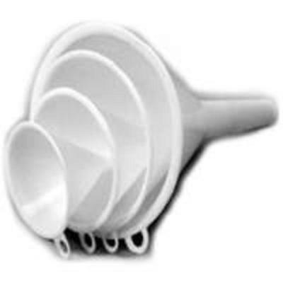Funnel Set Chef Craft Funnels 20493 White 085455204937
