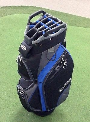 2017 TOUR EDGE Reaction DELUXE Golf Bag 14 Hole FULL LENGTH DIVIDERS  Putter Pit