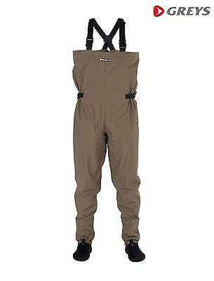 Strata CT Waders Greys Impermeabile Calzature Pesca Belly Boat Spinning RN