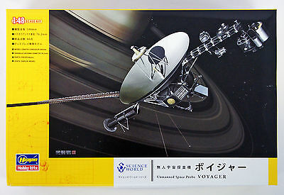 Hasegawa SW02 Unmanned Space Probe VOYAGER 1/48 scale kit