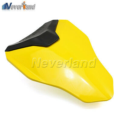 New Motorbike Rear Seat Cover Cowl Fit For Ducati 848 1098 1198 All Years Yellow