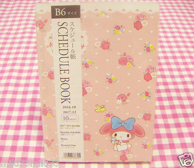 Sanrio My Melody 2017 Schedule Book / Japan Stationery
