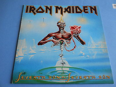 Metal - Iron Maiden - Seventh Son Of A Seventh Son