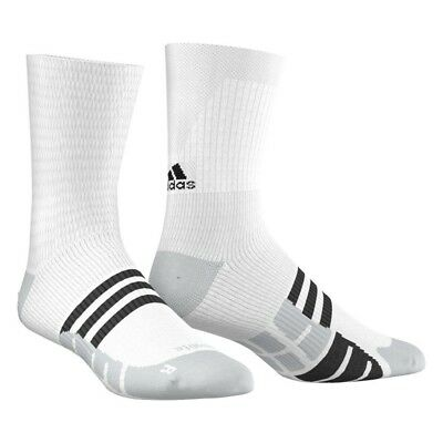 Adidas Performance Men's Professional Climalite Tennis Socks Cushioned Footbed