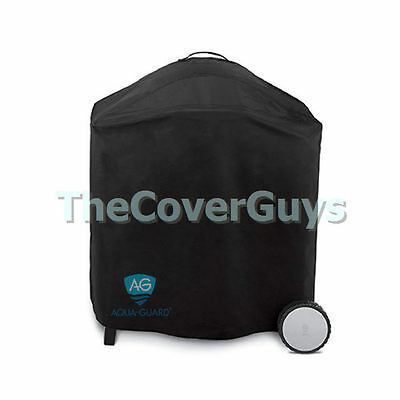Ziegler and Brown Twin Grill BBQ Cover suits with stand only - AquaGuard