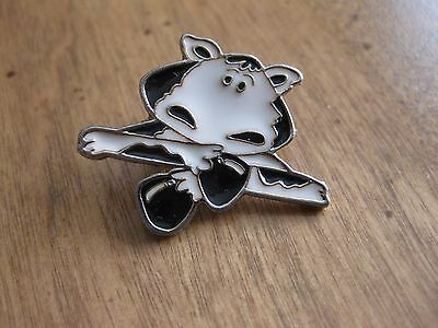 Cow   Pin Back