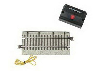 """MTH 35-1023 S 5"""" Operating Accessory Track - S-Trax"""
