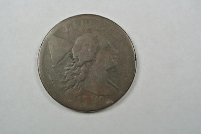 1794 Liberty Cap Large Cent, AG/Good, Affordable - C04