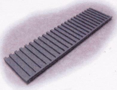 The N Scale Architect 30047 Steel Retaining Wall Panel - Kit (Resin)