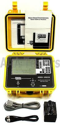 Riser Bond 1205CXA High Resolution Metallic TDR Time Domain Reflectometer 1205