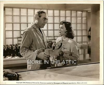 Paulette Goddard Standing Room Only Orig Paramount Pictures Comedy Still #1