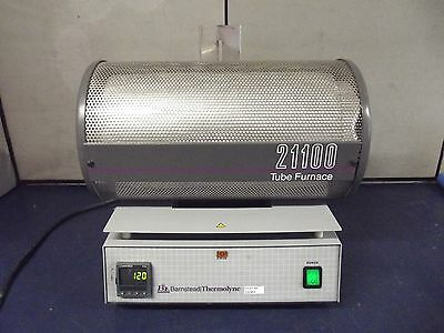 "Barnstead|Thermolyne 21100 Tube Furnace 15""X2"" (Tube)~Heats Up Quickly~S2584"