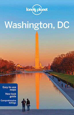 Lonely Planet WASHINGTON DC (Travel Guide) - BRAND NEW 9781743215791