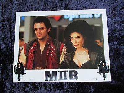 MEN IN BLACK. lobby card # 2  original French JOHNNY KNOXVILLE, MEN IN BLACK II