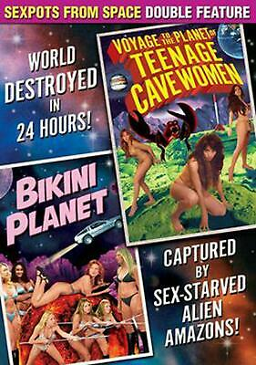 Voyage to the Planet of Teenage Cavew - DVD Region 1 Free Shipping!