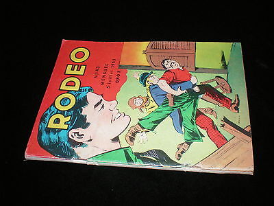 Rodeo 143 Editions Lug juillet 1963