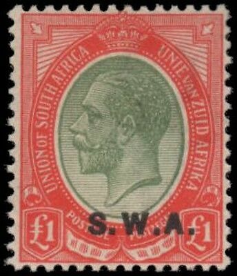 South West Africa #95 MLH VF