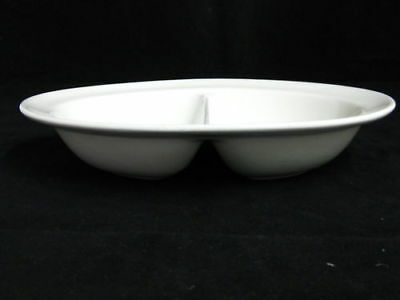 MADDOCK HOTEL WARE-26.5cm TWO SECTION DISH