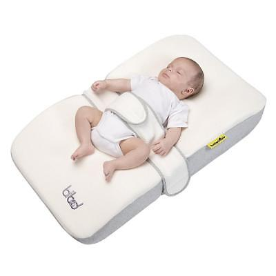 Babymoov Bibed Newborn Support Mattress (Smokey)