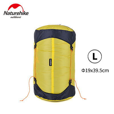 Space Saver Compression Bag Outdoor Sleeping Bag Storage Bag Waterproof Contain