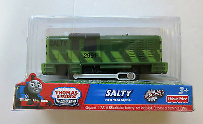 New In Box Thomas & Friends Trackmaster Motorized Engine Salty Green
