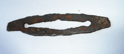 Original XVIII CENTURY Ancient Iron Fire Striker Starter Firestriker  #102148
