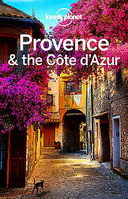 Lonely Planet PROVENCE & THE COTE D'AZUR Travel Guide BRAND NEW 9781743215661