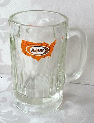 Old,  A&W  United States Logo Papa size Root  Beer Mug. Excellent Condition