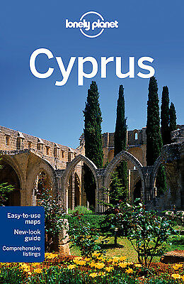 Lonely Planet CYPRUS 6 (Travel Guide) - BRAND NEW PAPERBACK