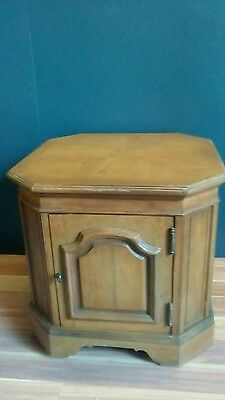 Decorative Oak Cabinet