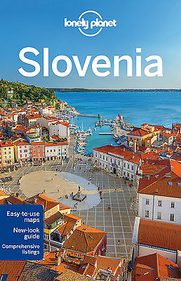 Lonely Planet SLOVENIA 8 (Travel Guide) - BRAND NEW PAPERBACK