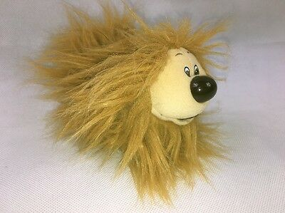 "Genuine Dougal Dog small soft toy plush 2004 7"" 17 cm The Magic Roundabout"