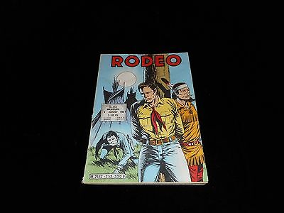 Rodeo 353 Editions Lug janvier 1981