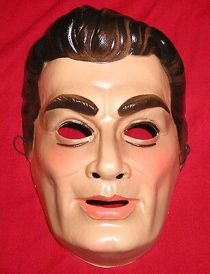 Bayshore TONY CURTIS Inspired Mask - French Made - 1960s/1970s