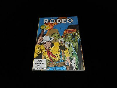 Rodeo 387 Editions Lug novembre 1983