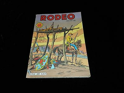 Rodeo 402 Editions Lug février 1985