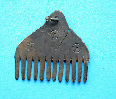 Medievil Viking Period scallop Pendant