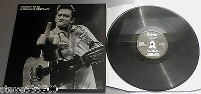 Johnny Cash - American Outtakes 1999 USA Cash Only LP