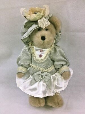 NWT Boyds Bears TJs Best Dressed Collection Gen-Yoo-Wine Abigail Rose Primsley
