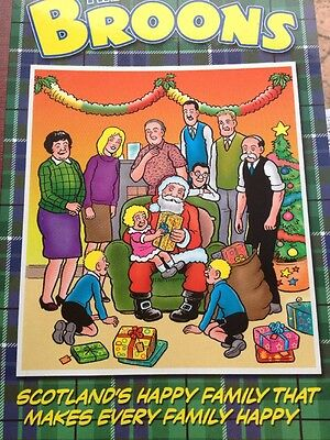 The Broons Annual Ex-shop Stock 2005