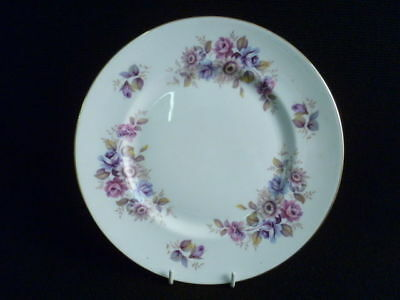 ROYAL SUTHERLAND FLORAL 23.5cm PLATE