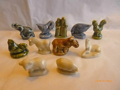 Wade Whimsie  Various Noah Ark Animals