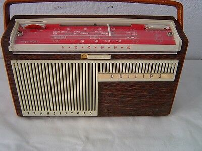 Radio Philips Modelo   L3F1 18T
