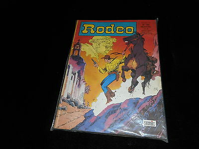 Rodeo 499 Editions Semic mars 1993