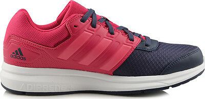 Adidas Response Mesh Kids Girls Running Shoes UK 3  US 3.5 Euro 35.5 Navy Pink
