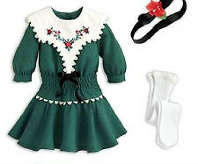 American Girl RUTHIE HOLIDAY OUTFIT Retired NIB