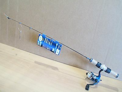FRABILL PANFISH POPPER PLUS Ice rod and reel combo  30 inch DEADSTICK