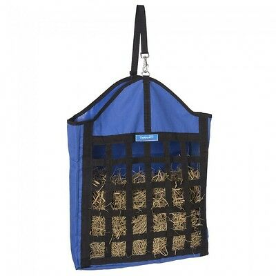 Tough 1 Royal Blue Oversized Hay Net w/Web Front horse tack equine 72-1635