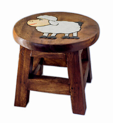 Excellent Personalised Hand Carved Childrens Wooden Step Stool Machost Co Dining Chair Design Ideas Machostcouk