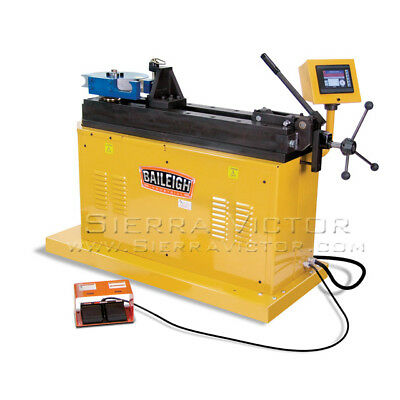 """3-1/2"""" BAILEIGH® Tube & Pipe Bender with Touch Screen: RDB-350-TS"""